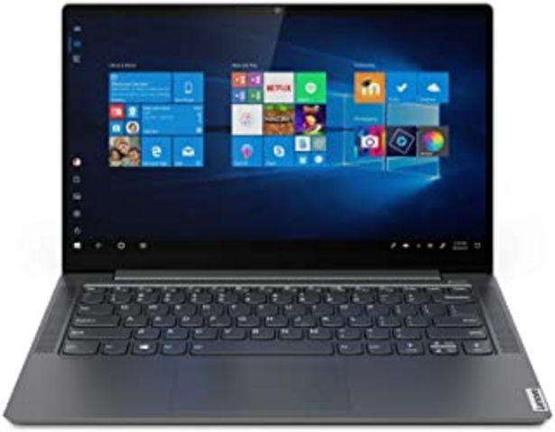 "Oferta de Lenovo Yoga S740-14IIL - Ordenador portátil 14"" Full HD (Intel Core i7-1065G7, 16GB RAM, 512GB SSD, GeForce MX250 2GB, Win... por 1039,2€"