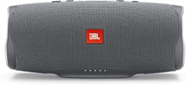Oferta de JBL Charge 4 - Altavoz inalámbrico portátil con Bluetooth, parlante resistente al agua (IPX7), JBL Connect+, hasta 20 h de... por 119,2€