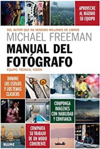 Oferta de Manual del fotógrafo: Equipo, técnica, visión por 18,9€
