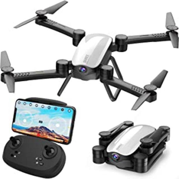 Oferta de SIMREX X900 Dron Blanco por 75,99€