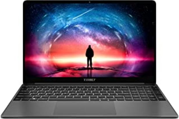 "Oferta de TECLAST TBOLT F15Pro Ordenador Portátil 15.6""12GB RAM 256GB SSD i3 CPU 3.40GHz Notebook Laptop Ultradelgado Window 10, 535... por 539,99€"