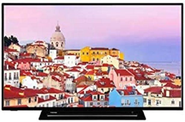Oferta de Toshiba TV LED 43 43UL3063DG Smart TV 4K UHD 4K/Smart TV/H por 341,75€