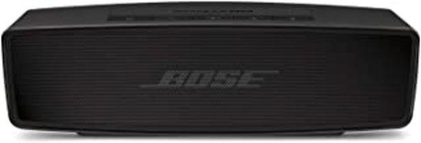 Oferta de Bose SoundLink Mini II, Edición Especial- Altavoz Bluetooth, color Negro por 111,99€