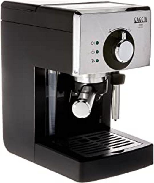 Oferta de Gaggia Viva Deluxe - Máquina de café por 108,39€