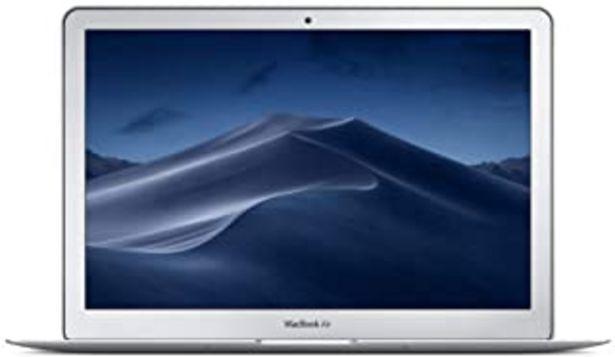 "Oferta de Apple MacBook Air 13"" (2017) - Core i5 1.8GHz, 8GB RAM, 128GB SSD (Reacondicionado) por 624,99€"