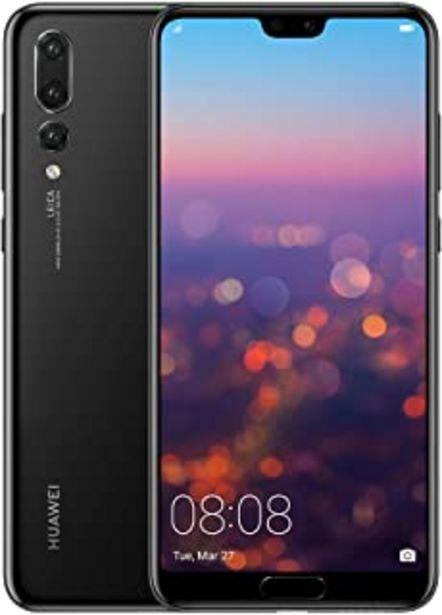 "Oferta de Huawei P20 Pro – Smartphone de 6,1"" (Kirin 970 AI, 6G de RAM, 128 GB de memoria interna, Triple Cámara Leica) Android, 8.1... por 425,85€"