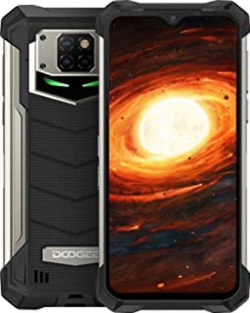 Oferta de Móvil Libre, DOOGEE S88 Pro Batería 10000mAh Smartphone 4G, 6GB + 128GB con Cámara Triples 21MP+Cámara Frontal 16MP, 6.3 F... por 215,99€
