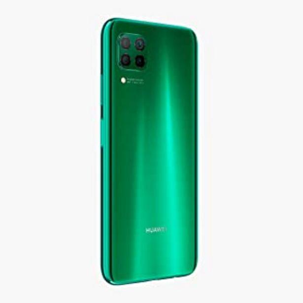Oferta de Huawei P40 Lite - Smartphone 128GB, 6GB RAM, Dual Sim, Emerald Green por 209,25€