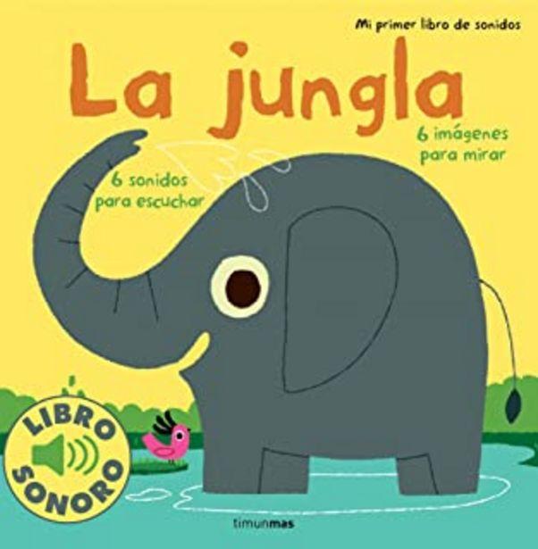 Oferta de La jungla. Mi primer libro de sonidos (Libros con sonido) por 9,45€