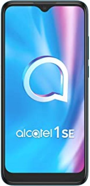 """Oferta de Alcatel 1SE 2020 - Smartphone de 6.22"""" HD+ (Procesador octacore, 4GB de RAM, 64GB de ROM, Ampliable microSD, Triple cámara... por 99,99€"""
