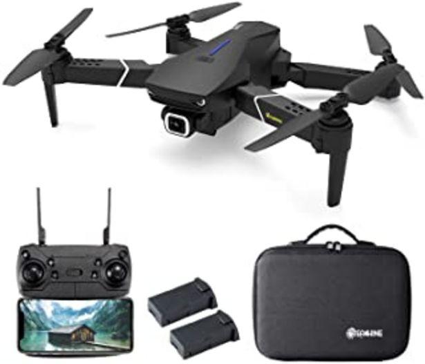 Oferta de EACHINE E520S Drone con Camara HD Drone 4k Drone GPS Drones con Camaras Profesional 5G WiFi FPV App Distancia de FPV de 25... por 140,36€