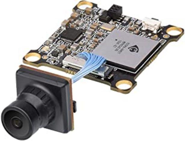 Oferta de BETAFPV Nano HD Camera 1.8mm Lens 800TVL FOV 170 Degree with Global WDR for FPV Micro Quadcopter Tiny Whoop Racing Drone L... por 68,99€