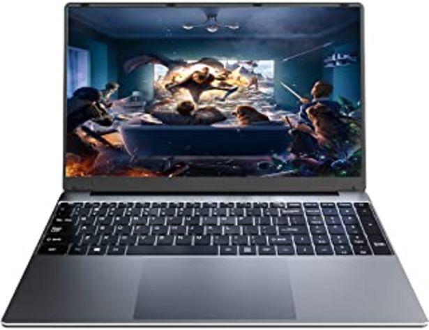 Oferta de LHMZNIY Portátil 15.6 Pulgada Portátil con Pantalla Grande de Intel Celeron J4125 de Cuatro núcleos CPU 8GB + 256GB SSD 19... por 350€