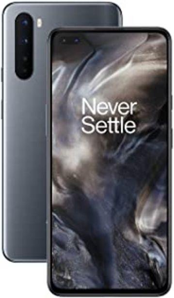 Oferta de OnePlus Nord 5G - Smartphone 256GB, 12GB RAM, Dual Sim, Gray Onyx por 349€
