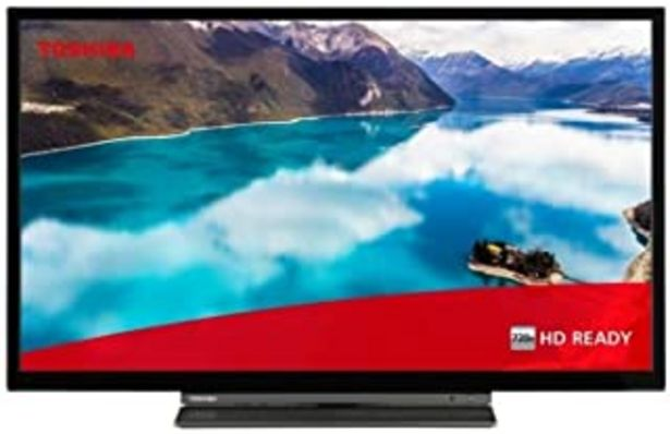 Oferta de Toshiba TV 32 HD Ready Smart TV Grabador por 219€