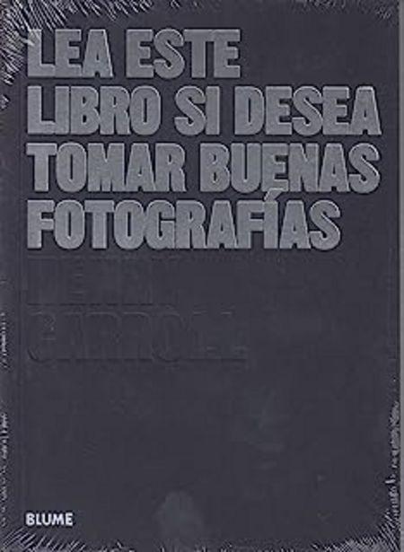 Oferta de Lea este libro si desea tomar buenas fotografías (Les este libro...) por 12,25€