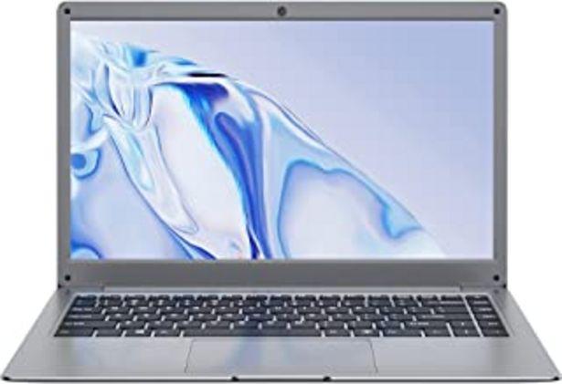 Oferta de Jumper Portátiles 14 Pulgadas, Ordenador Portátil 12GB+256GB SSD, PC Laptop de Sistema Operativo Windows 10,Dual-Core Full... por 379,99€
