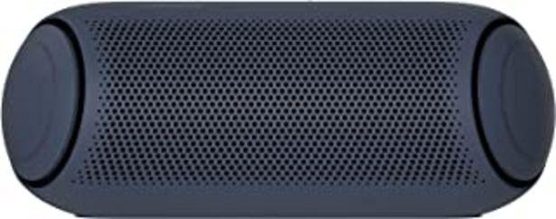 Oferta de LG XBOOM Go PL5 - Altavoz Bluetooth de 20W de Potencia con Sonido Meridian, autonomía 18 Horas, Bluetooth 5.0, protección ... por 89€