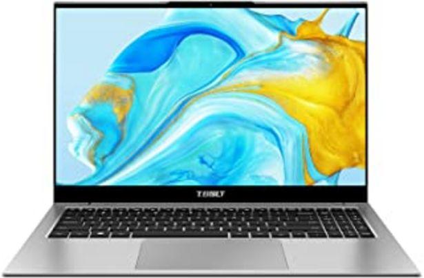 Oferta de TECLAST Tbolt 20 Pro Ordenador Portátil 15,6 Pulgadas, Portátil 8GB+256GB Laptop Intel Core i5-8259U de 8ª generación,4 Co... por 549,99€