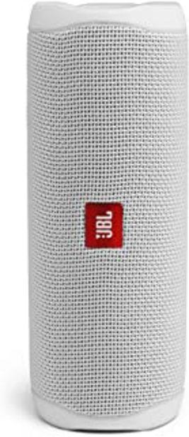 Oferta de JBL Flip 5 - Altavoz inalámbrico portátil con Bluetooth, speaker resistente al agua (IPX7), JBL PartyBoost, hasta 12h de r... por 98,58€