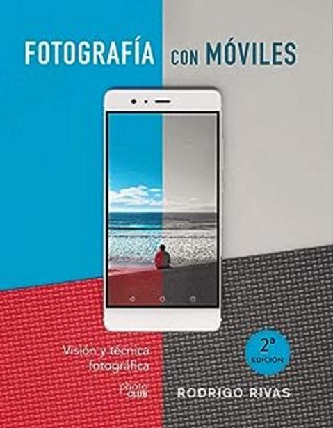 Oferta de Fotografía con móviles. Visión y técnica fotográfica (PHOTOCLUB) por 23,7€