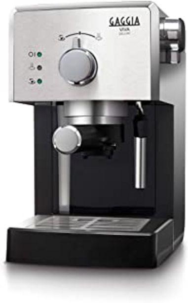 Oferta de Gaggia Viva Deluxe - Máquina de café por 125,91€