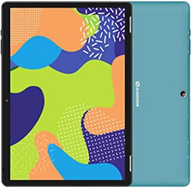 Oferta de Tablet 10 Pulgadas Android 9.0 - HAOQIN H10 Pro 3G SIM Tablet PC 2GB RAM 32GB ROM MT8321 procesador Quad-Core 1280x800 IPS... por 94,99€