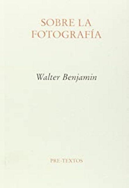 Oferta de Sobre la fotografía (Ensayo) por 11,4€