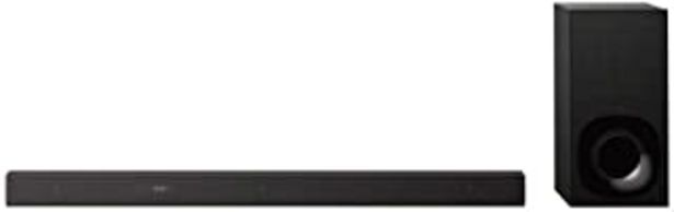 Oferta de Sony HT-ZF9 - Barra de sonido 3.1 con Alexa Integrada (Dolby Atmos, DTS:X, HDMI, Bluetooth, Wi-Fi, compatible con 4K HDR, ... por 499€