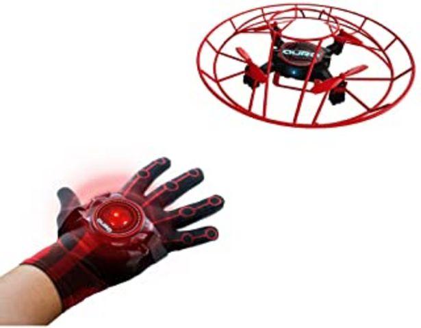 Oferta de Aura GestureBotics Drone Volador controlado por Gestos por 116,38€
