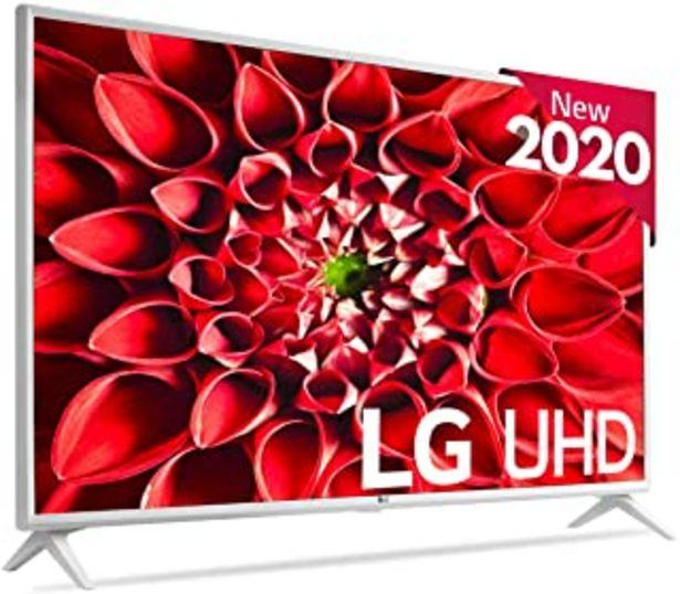 "Oferta de LG 49UN7390ALEXA - Smart TV 4K UHD 123 cm (49"") con Inteligencia Artificial, Procesador Inteligente Quad Core, HDR 10 Pro,... por 456,49€"
