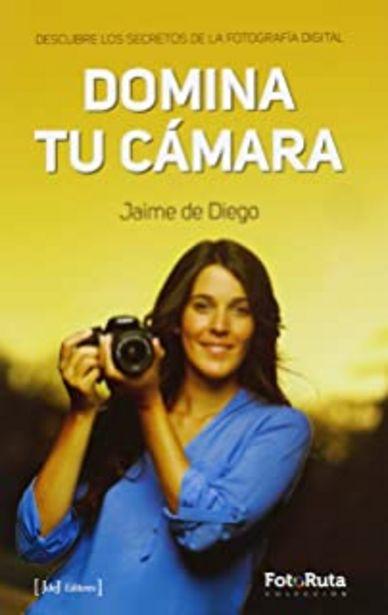Oferta de Domina tu cámara: descubre los secretos de la fotografía digital (Foto-ruta) por 8,45€