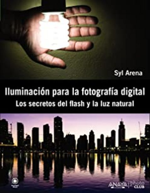 Oferta de Iluminación para la fotografía digital. Los secretos del flash y la luz natural (Photoclub) por 9,45€
