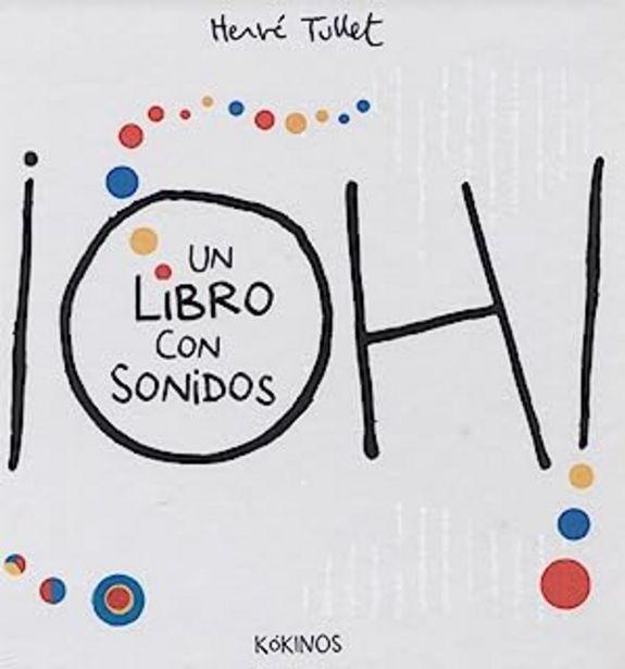 Oferta de ¡OH! UN LIBRO CON SONIDOS por 13,2€