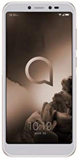 "Oferta de Alcatel 1S - Smartphone de 5.5"" (Octacore, RAM de 4 GB, memoria interna de 64 GB, ampliable micro SD, cámara trasera 16+2 ... por 125€"