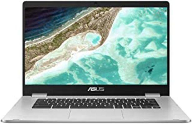 "Oferta de ASUS Chromebook Z1500CN-EJ0400 - Portátil 15.6"" Full HD (Celeron N3350, 8GB RAM, 64GB eMMC, HD Graphics 500, Chrome OS) Pl... por 299,9€"