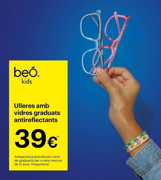 Oferta de Gafas de niño por 39€