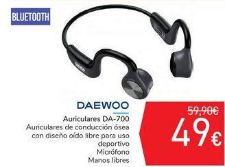 Oferta de Auricular DA-700 DAEWOO  por 49€