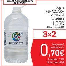 Oferta de Agua PEÑACLARA  por 1,05€