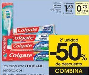 Oferta de Los productos COLGATE  por