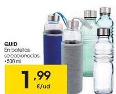 Oferta de En botellas seleccionadas QUID  por 1,99€