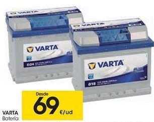 Oferta de Varta Batería  por 69€