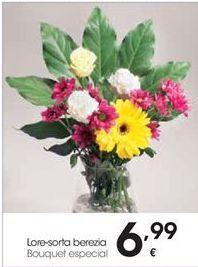 Oferta de Bouquet especial por 6,99€