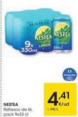 Oferta de Refresco de té NESTEA  por 4,41€