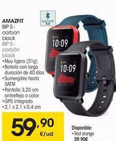Oferta de AMAZFIT BIP S por 59,9€