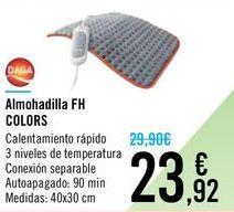 Oferta de Almohadilla FH COLORS DAGA  por 23,92€