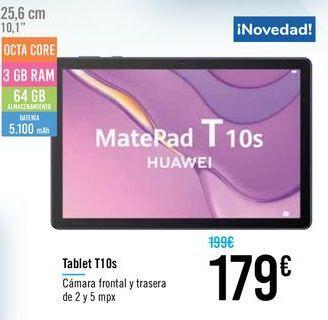 Oferta de Tablet T10S  por 179€