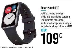 Oferta de Smartwatch FIT por 109€