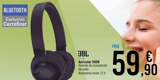 Oferta de Auricular 660B JBL por 59,9€