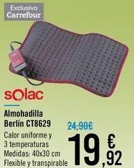 Oferta de Almohadilla Berlín CT8629 por 16,92€